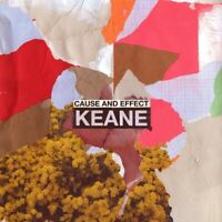 KEANE - CAUSE AND EFFECT (DELUXE EDITION)   CD NEU
