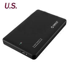 "ORICO USB 3.0 2599US3 SATA External 2.5"" SSD HDD Hard Drive Enclosure Disk Case"