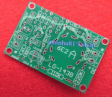 2pcs Magic Eye VU Meter Indicator Tube bare pcb for EM80 6E2 EM87 EM81 EM84 6E5C