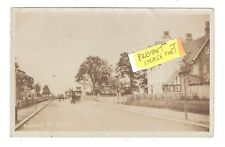 RP SOLIHULL ASHLEIGH ROAD PRE 1905 VINTAGE CAR WARWICKSHIRE used 1905 BIRMINGHAM