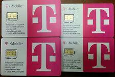 T-Mobile 4G LTE OEM MICRO Sim Card., NEW TMOBILE SIM