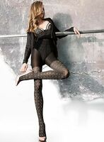 FIORE Heidi Luxury Super Fine 40 Denier Decorative Patterned Microfibre Tights