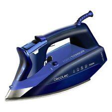 Plancha de Vapor Cecotec Forcetitanium 720 Smart 300 ml 3000W Azul