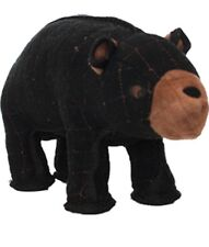 Tuffy Beaufort Bear Zoo Dog Toy