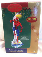 """2005 Heirloom Collection """" The Amazing Spiderman"""" Ornament CARLTON CARDS #119"""