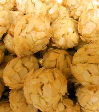 1kg AMARETTO FASCIATO/PASTA DI MANDORLE biscotti Artigianali dell'Irpinia