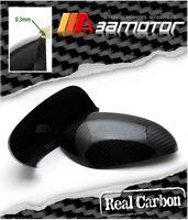 Real Carbon Fiber Door Side Mirror Covers Set for Porsche 911 996 Boxster 986