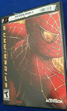 Spider-Man 2 (Sony PlayStation 2, 2004) PS2 Super Fun Free US Ship Vibration