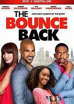THE BOUNCE BACK (2017 Shemar Moore) - DVD - Region 1