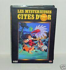 COFFRET 8 DVD VIDEO LES MYSTERIEUSES CITES D'OR