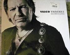 VASCO ROSSI box tracks 2 ( inediti & rarita) cd + dvd nuovo sigillato