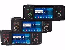 S160 Android Car DVD GPS stereo radio for Jeep Grand Cherokee Dodge Chrysler