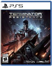 Terminator Resistance Enhanced - Sony PlayStation 5 [Reef Action Shooter] New