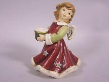 Goebel Weihnacht Himmlische Botschaft Engel mit Spieluhr, ca. 15,5 cm H   5T1616