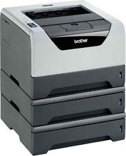 Brother HL-5350dn2lt A4 Mono Duplex Network Laser Printer HL-5350dn +2Trays JM