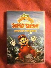 The Super Mario Bros Super Show Mario Of The Deep Sealed DVD