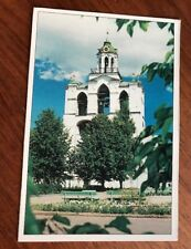 Bell tower of the Spassky Monastery Postcard Russia VG, Unposted but pre-owned