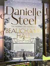 NEW Beauchamp Hall By Danielle Steel Paperback Free Shipping