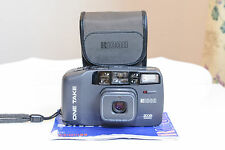 Ricoh One Take Mini Zoom AF Camera in Excellent Condition, With Case Tested 1973