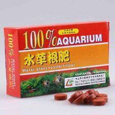 12Pcs/bag Water Plant Root Fertilizer Tablet For Aquarium Fish Tank Aquatic Grow