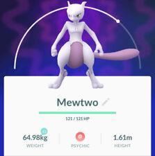 Pokemon Go Legacy HB/SB Mewtwo [TRADE OFFER]
