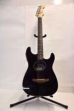 Fender Original Electric Acoustic Stratacoustic 6 String Guitar - Black