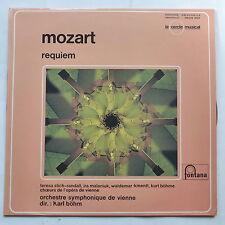 MOZART Requiem Orch symph Vienne KARL BOHM 700072 WGY