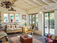Fausses poutres en chêne pour 12'x12' plafond, set de 1 Faisceau & 10 poutrelles offre spéciale lot
