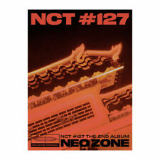 NCT 127 [ Neo Zone ] 2nd Album T ver Photobook Photocard Poster Tracking Sealed