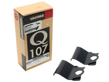 Yakima Q107 Q Tower Clips w/ A Pads & Vinyl Pads #0707 2 clips Q 107 NEW in box