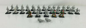 OOP Warhammer Plastic Night Goblin Archers X 32