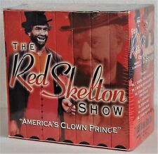 Red Skelton Show America's Clown Prince 7 VHS Video Box Set New Sealed 1998