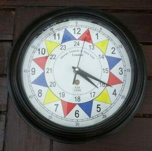 RAF Sector Clock WW2 Operations Room Battle of Britain Replica Souvenir Clock