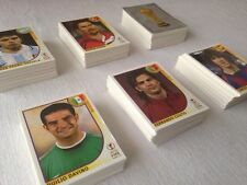 Panini World Cup 2002 Football Stickers - Choose 5 to 50 - FULL SET IN STOCK