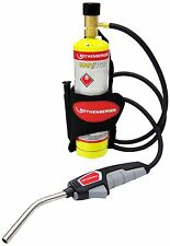 Plumbers Rothenberger Gas Trigger Torch With Hose And Holster 34120