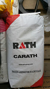 10 kg Feuerbeton Rath Carath 1200 D