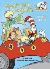 There's a Map On My Lap! by Tish Rabe (2002, Hardcover)