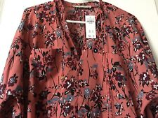 NWT Abercrombie & Fitch Women's Front Tie Shirt (Size: L)
