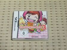 Cooking Mama 3 für Nintendo DS, DS Lite, DSi XL, 3DS