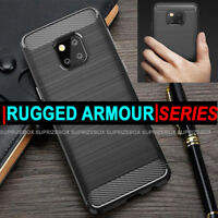 Case for Huawei Mate 20 Pro Slim Shockproof Silicone Gel RUGGED Cover