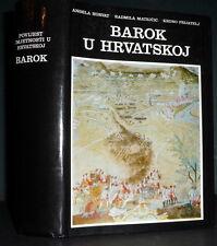 Croatia Baroque Art and Architecture, Barok u Hrvatskoj