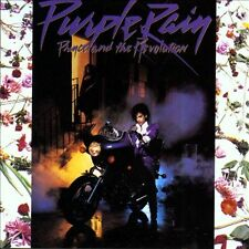 Purple Rain by Prince/Prince & the Revolution (CD, Feb-1995, Warner Bros.)