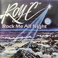 Roy C - Rock Me All Night - New Factory Sealed Cd