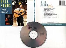 Paul SIMON & Friends (CD) 1990 Johnny Rivers, Sedaka...