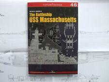 *The Battleship Massachusets - Kagero Topdrawings - English!