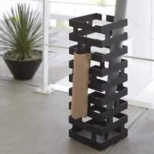 Yamazaki Schirmständer Metall Regenschirmhalter modernes Design schwarz