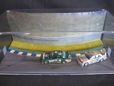 Small Visuals Mercedes-Benz DTM 1992 Diorama with 2 cars 1:64  type 1 (JS)