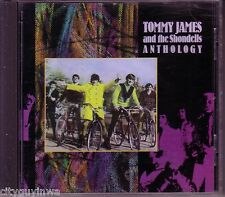 TOMMY JAMES THE SHONDELLS Anthology 1989 Rhino CD Hanky Panky Crimson & Clover