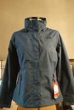 The North Face Ladies Sangro Jacket size Large Shady Blue NWT