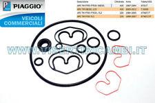 498343 GUARNIZIONI REVISIONE POMPA RIBALTABILE PIAGGIO APE TM 703 DIESEL/BENZINA